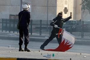 Anti-government protests in Bahrain on uprising's sixth anniversary: witnesses