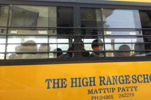Children of DARE live within a radius of 35-40 km  and are picked up and dropped off in buses.