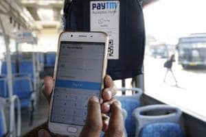 Noida: In two weeks, NMRC records 1,000 e-wallet payment for bus tickets