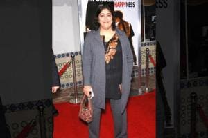 Gurinder Chadha on to a movie about Indian woman spy during WW II