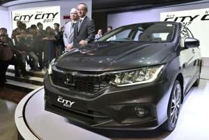 Honda City gets a facelift; is unveiled with new features and variants