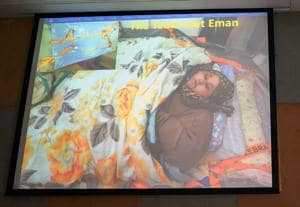 How Eman, the 500kg Egyptian woman, will lose weight after surgery in India