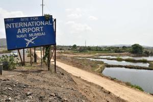 Rs 16,000-crore Navi Mumbai airport project a step closer towards...