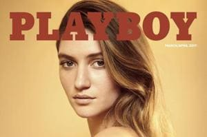 Playboy will feature nudes after all, magazine disrobes after covering...
