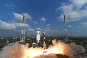 A journey to the stars, and into history: ISRO's record 104...