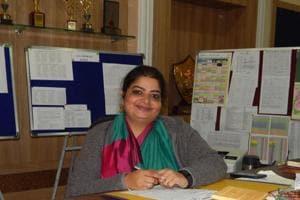 Aashrita Dass is new principal of Lucknow's La Martiniere Girls College