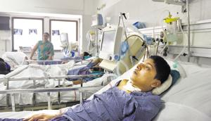 Paralysed boy from Bihar awaiting money for personal ventilator at AIIMS gets support from PMO