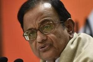 Congress leader and former finance minister P Chidamabaram has been a vociferous critic of the government's demonetisation decision.