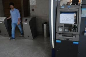 100 days since note ban: ATMs in city still run dry