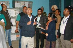 Shifting of EVMs: EC finds AAP's Patiala complaint baseless, backs district admn