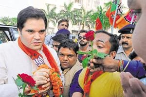 UP election:  'Star campaigner' Varun Gandhi missing in his own constituency