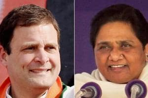 Rahul and Mayawati campaign in UP where parties eye the Muslim vote bank