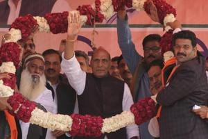 BJP win in UP polls will make up for its loss in Bihar: Rajnath Singh