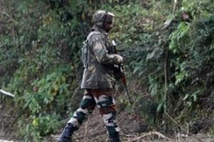 J-K: Soldier shoots himself with rifle in Samba, suicide suspected