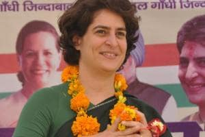 Is the SP-Congress 'friendly contest' keeping Priyanka away from campaign trail?