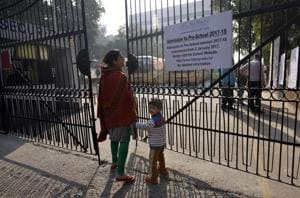 Delhi govt challenges court order staying nursery admission rule on...