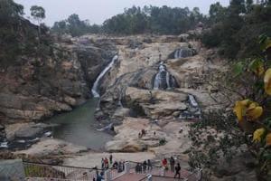 Ranchi tourist spots come alive ahead of GIS