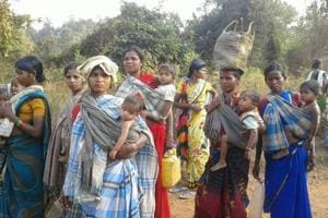 Bastar tribals protest 'fake' encounter, refuse to bury bodies of 2 victims