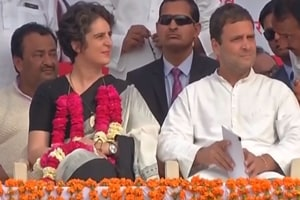 Highlights: Priyanka, Rahul Gandhi slam Modi for ignoring farmers' plight