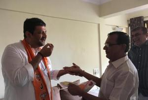 BMC polls: Gujarati heavyweights battle for votes in Mumbai's Ghatkopar