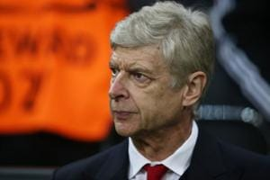 Arsenal manager Arsene Wenger during his side's UEFA Champions League match against Bayern Munich.