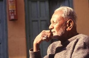 Indian classical musicians Ustad Bismillah Khan Shehnai maestro