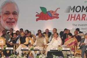 Jharkhand pledged `3 lakh cr at global investors summit