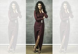 SaiyamiKher managed her parents restaurant when she was all of 10