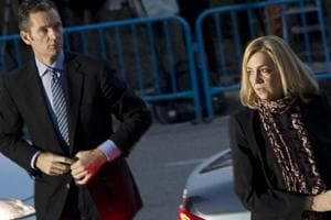 Spanish king's sister Princess Cristina cleared in tax fraud case