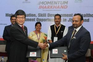 Rudy: Centre to open driving training institute, IISC, MSTC in Jharkhand