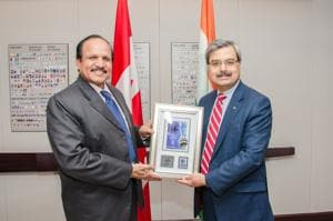 India, Canada to issue joint postage stamp