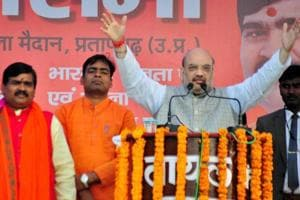 Uttar Pradesh elections: SP-Cong tie up an unholy alliance, says BJP...
