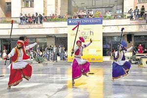 Three-day youth fest at Amity Varsity concludes