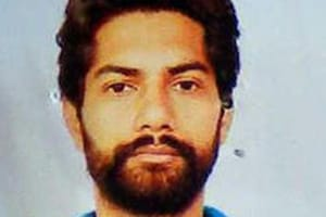 Nabha jailbreak mastermind Gurpreet Singh Sekhon.