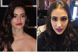 Sara Ali Khan replaces Disha Patani in Tiger Shroff's Student of the...