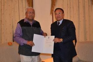 Embattled Nagaland CM TR Zeliang steps down; Neiphiu Rio likely to replace him