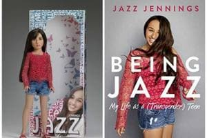 World's first transgender doll based on US teen Jazz Jennings launched...