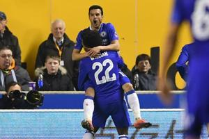 Chelsea F.C stay on course for FACup double, Lincoln City create...