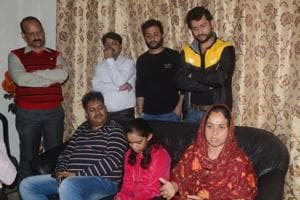 Ghaziabad missing girl's family maintains she was hypnotised