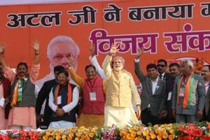UP polls: Varanasi village adopted by PM Modi demands liquor ban