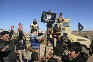 Falling income: Islamic State's business model 'failing' with every...