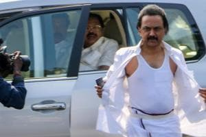 After Tamil Nadu trust vote ruckus, FIR against Stalin, DMK lawmakers...