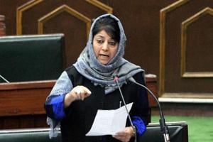 J-K CM Mehbooba says PDP won't shy away from taking 'tough decisions'
