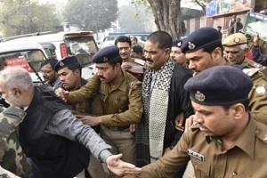 Bihar's Durbaar don Mohammad Shahabuddin caged in Tihar Jail