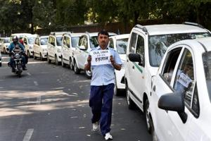 Monday likely to be better for Delhi-NCR commuters as more cabs hit...
