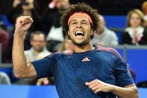 Jo-Wilfried Tsonga to face David Goffin in the Rotterdam Open final