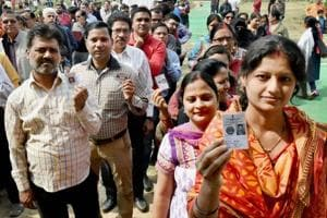 UP election: In Lucknow, Samajwadi Party eyes a clean sweep, BJP a...