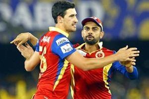 IPL 2017: Mitchell Starc parts ways with Royal Challengers Bangalore