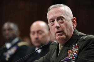 US Defense Secretary Mattis: US will stay in Iraq a while