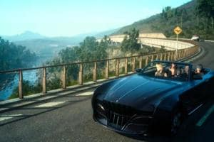 Final Fantasy XV is a road trip featuring four best friends on journey to save the world.